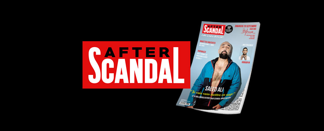 After ScandaL | The official after party of RedWolf in Paris